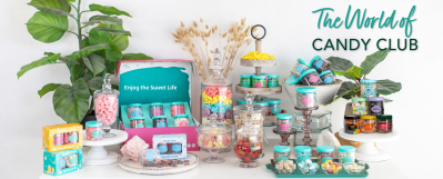 Candy Club Shop Coupon: Get FREE Candy Cup With Purchase!