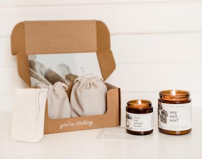 Vellabox Coupon: Get $5 Off First Month Artisan Candles!