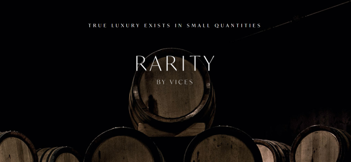 Rarity Club by Vices Summer 2021 Spoilers + Coupon!