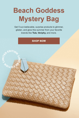 Ipsy July 2021 Mystery Glam Bag Is Here To Bring Out The Beach Goddess In You!