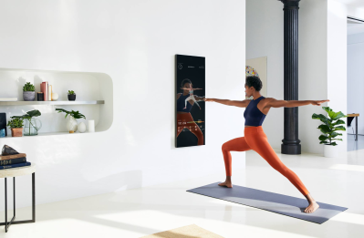Save Up To $250 on Mirror: The Nearly Invisible Home Gym Equipment!