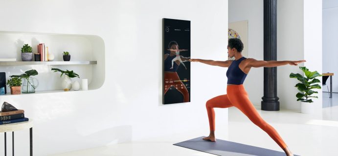 Save $400 on Mirror: The Nearly Invisible Home Gym Equipment!