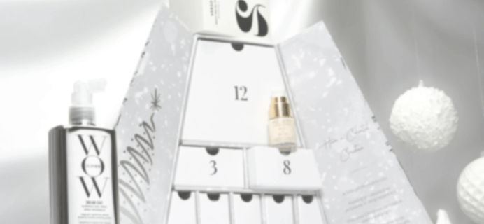Cohorted Beauty Advent Calendar 2021: Bigger and Better This Year!