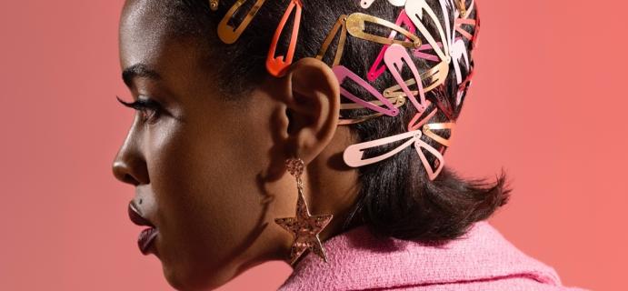 Curlbox x Luster's Pink July 2021 Full Spoilers!