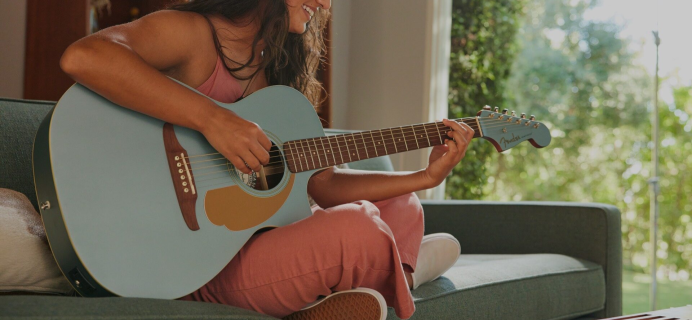 Fender Play Coupon: 14 Days FREE Trial On Any Subscription Plans!