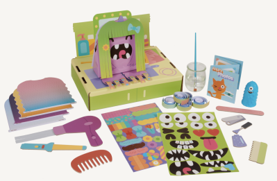 Sago Mini MONSTERS Box Spoilers + First Box $10 Coupon!