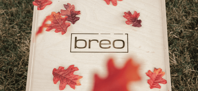 Breo Box Fall 2021 Spoiler #3 + Coupon!