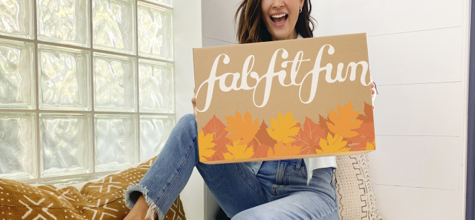 FabFitFun Fall 2021 Add-Ons Available Now For ALL Members!