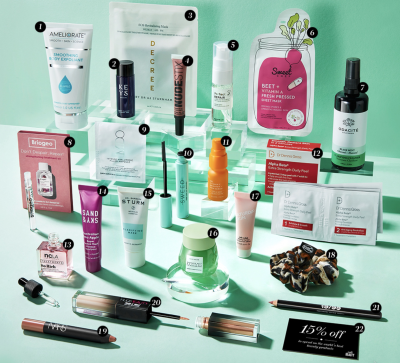 The Cult Beauty Unsung Heroes Goody Bag GWP: 22 Best Kept Secret Products + Full Spoilers!