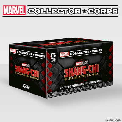 Marvel Collector Corps September 2021 Theme Spoilers!
