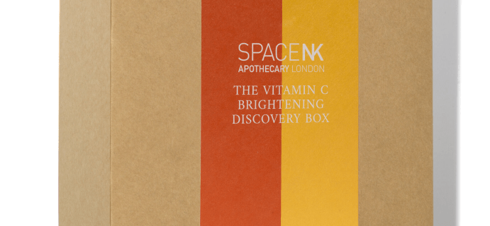 Best of Space NK Vitamin C Brightening Discovery Box: 6 Products For Your Skin's Vitamin C Needs!