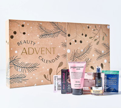 QVC Try It, Love It 24 Days Beauty Advent Calendar Is Here: 24 Products From Your Favorite Brands!