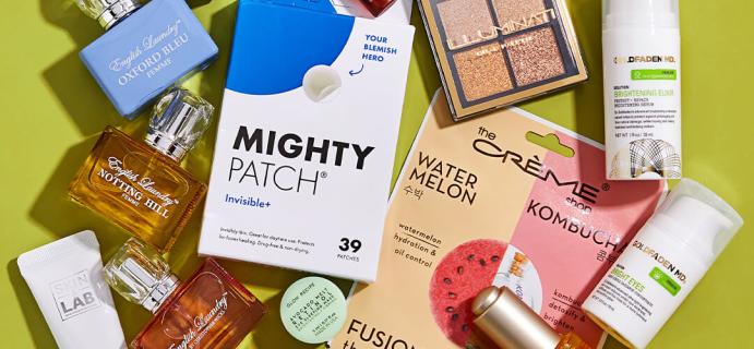 Ipsy August 2021 Add-Ons Spoilers!
