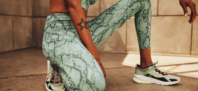 Fabletics August 2021 Selection Time + New Member Coupon!