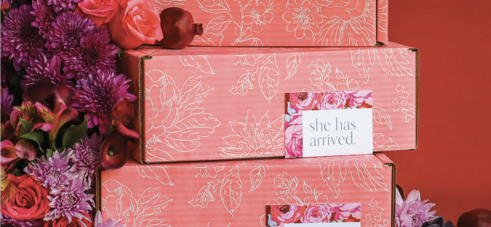Margot Elena Winter 2021 Discovery Box Available Now