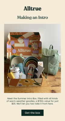 Alltrue $25 Summer 2021 Intro Box – Full Spoilers + FREE With Annual Membership!