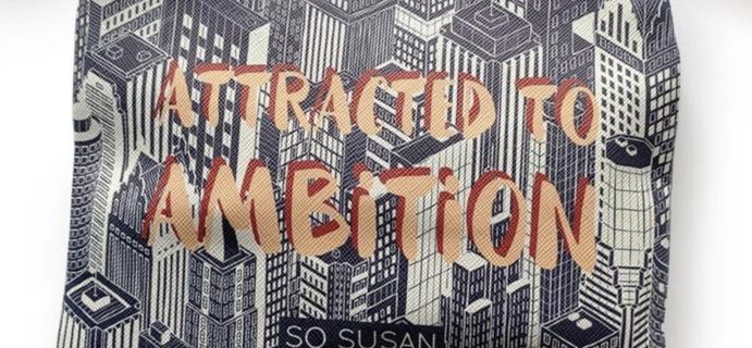 So Susan Color Curate August 2021 Full Spoilers!