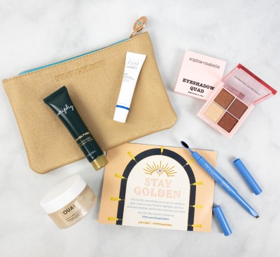 Ipsy Review: July 2021 Glam Bag