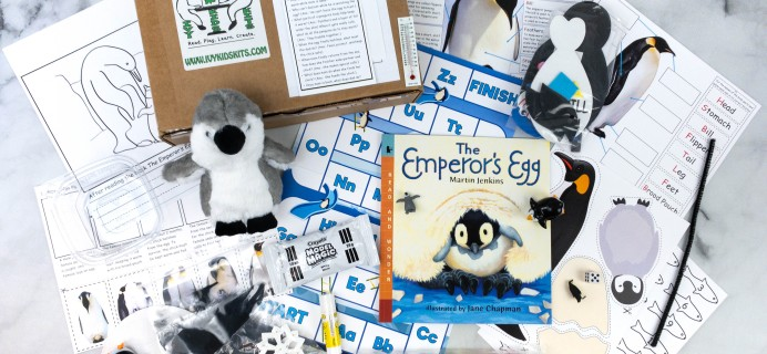 Ivy Kids Box Review + Coupon – The Emperor's Egg