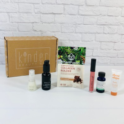 Kinder Beauty Box July 2021 Review + Coupon – SUNNY DAYS