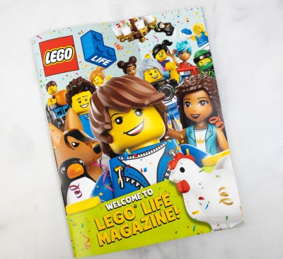 Get a FREE LEGO Life Magazine for Kids 5-9 Years Old!