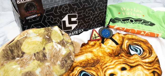 Loot Crate DX June 2021 Subscription Box Review & Coupon