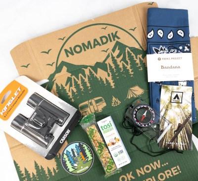 Nomadik September 2021 Review + Coupon – Parks Safari