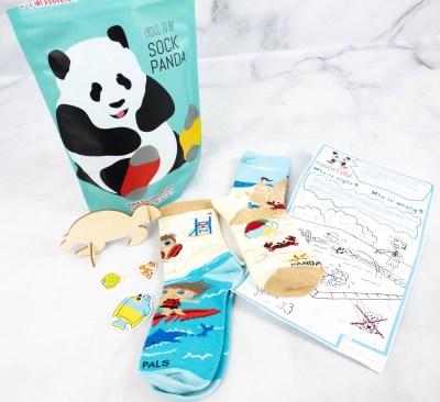 Panda Pals Kids Sock Subscription Review + Coupon –  July 2021