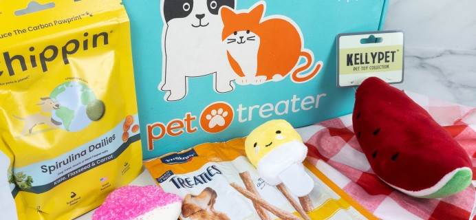 Pet Treater Deluxe Dog Pack Review + Coupon – July 2021