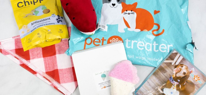 Pet Treater Dog Pack Review + Coupon – July 2021