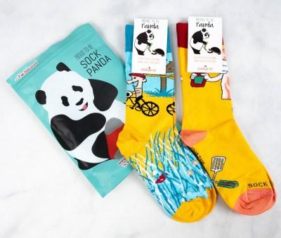 Sock Panda Tweens July 2021 Subscription Review + Coupon