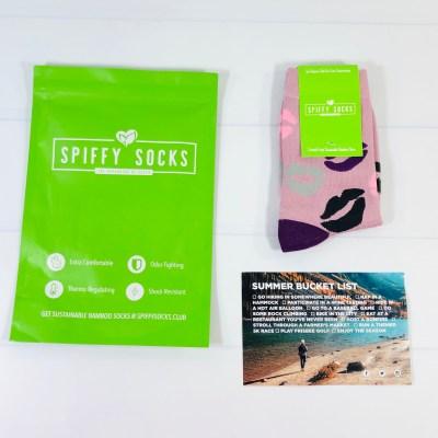 Spiffy Socks Review + Coupon – Women's Socks Subscription – June 2021