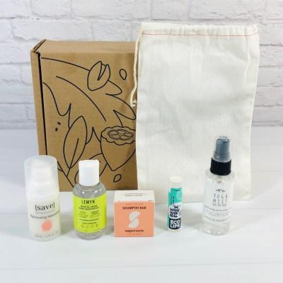 Vegancuts Beauty Box July 2021 Subscription Box Review + Coupon