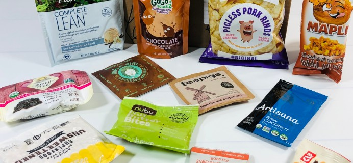 Vegancuts Snack Box Review + Coupon – July 2021