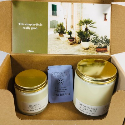 Vellabox Candle Subscription Box Review + Coupon – July 2021
