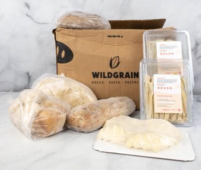Wildgrain June 2021 Unboxing + Coupon