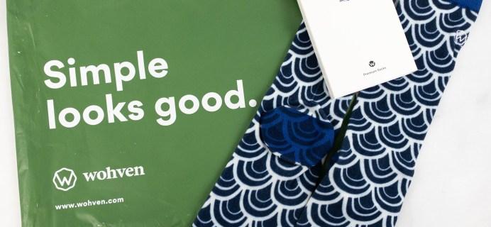 Wohven Socks Subscription Review + Coupon – June 2021