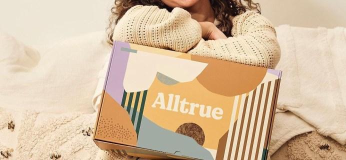 Alltrue Coupon: 20% Off Fall 2021 Box!