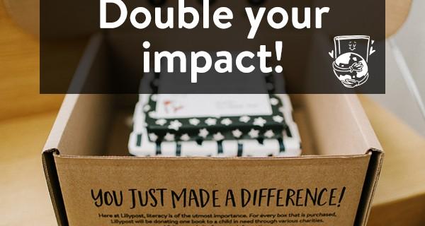 Lillypost Deal: Double Your Impact When You Subscribe!