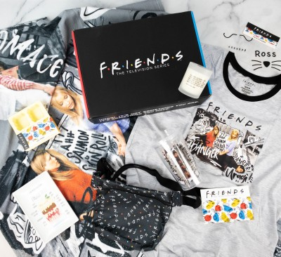 FRIENDS Subscription Box Summer 2021 Review!