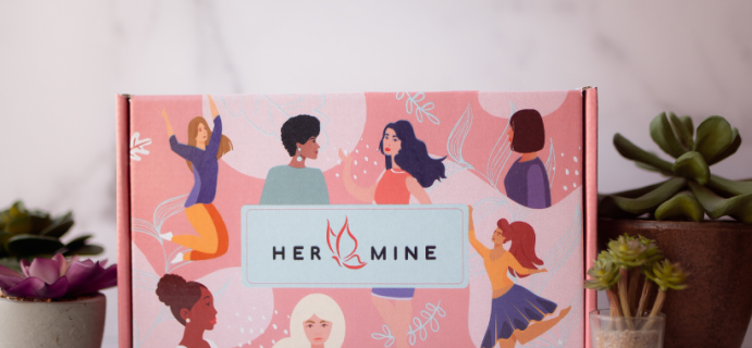 HER-MINE Box August 2021 Spoiler #2 + Coupon!