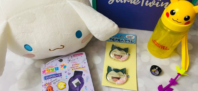 YumeTwins September 2021 Subscription Box Review + Coupon