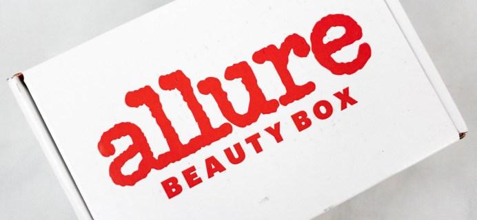 Allure Beauty Box October 2021 Spoiler!