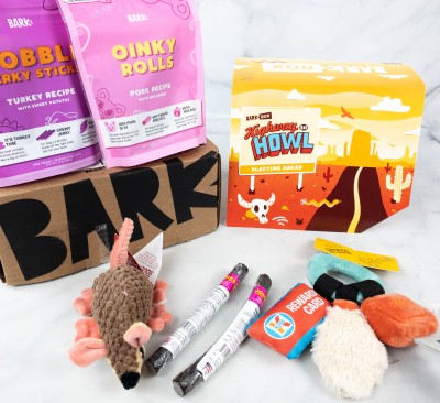 Barkbox Review + Coupon – August 2021