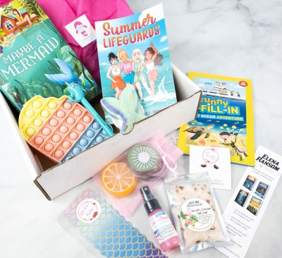 beTWEEN the Bookends August 2021 Subscription Box Review + Coupon