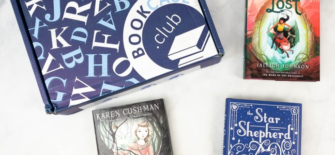 Kids BookCase Club PRE-TEEN Box Review & 50% Off Coupon – July 2021