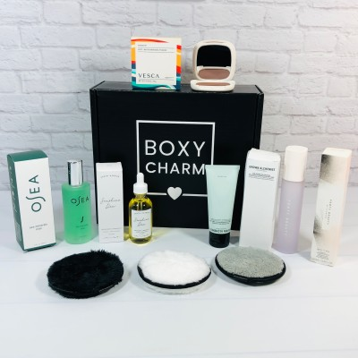 BOXYCHARM Premium August 2021 Review + Coupon