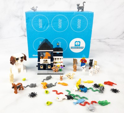 Brick Loot Review & Coupon – August 2021