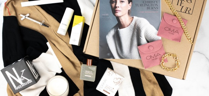 Curateur Fall 2021 Review + Coupon
