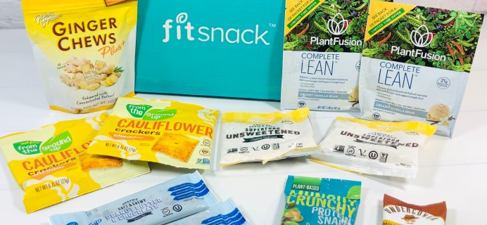FitSnack Review + Coupon – July 2021